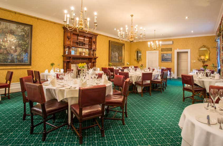 function rooms | the royal northern & university club
